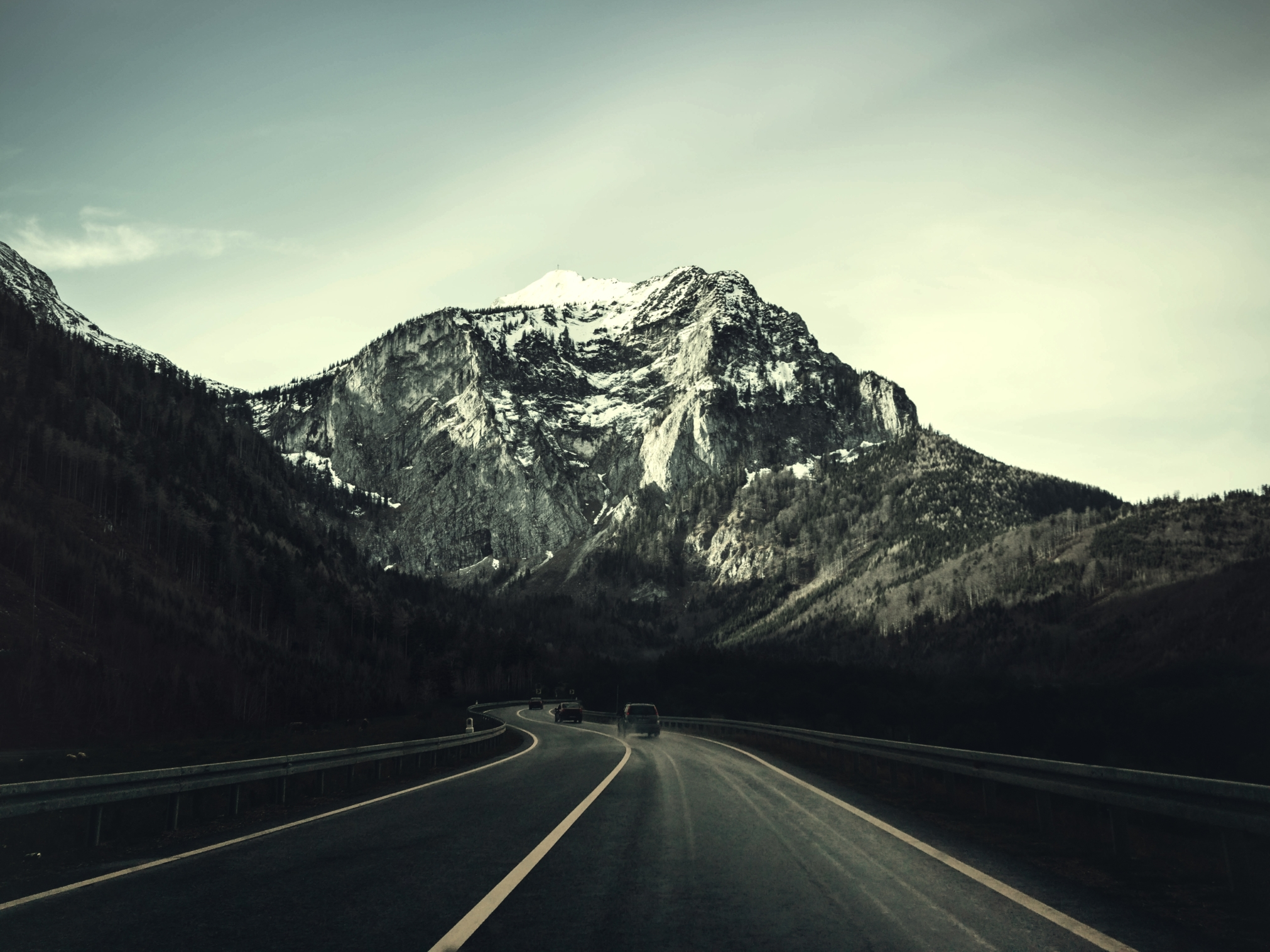 Mountain road