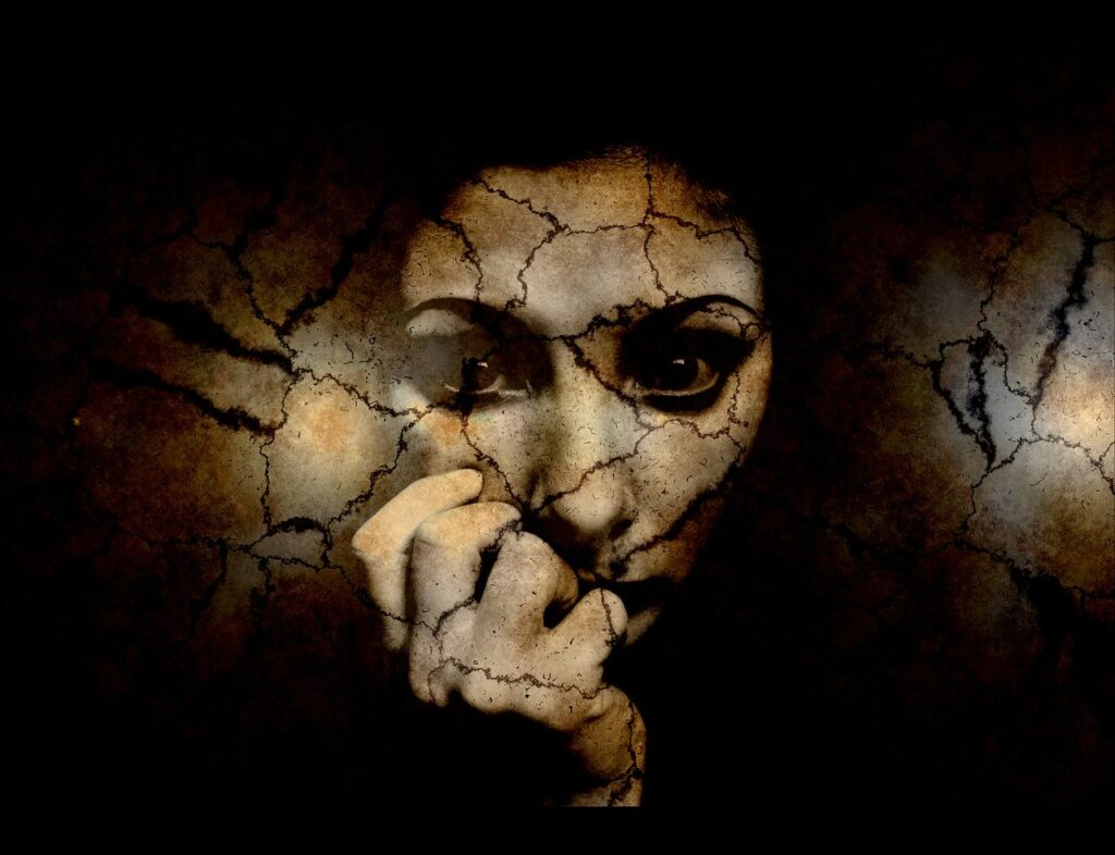 Fear and trauma after sexual violence